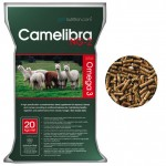 Camelibra for alpacas and llamas at Alpacas of Wales
