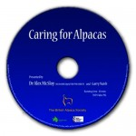 Caring for Alpacas DVD at Alpacas of Wales