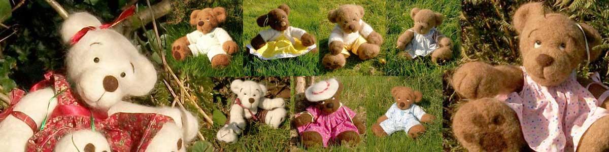 Adorable Alpaca Teddy Bears